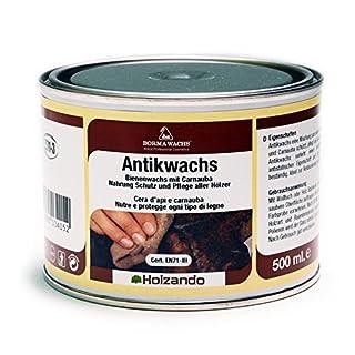 500ml Antikwachs EN-71/3 Zertifiziert (08 - Farblos)