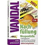 Vandal Wespenfalle Nachfüllung 5stk.