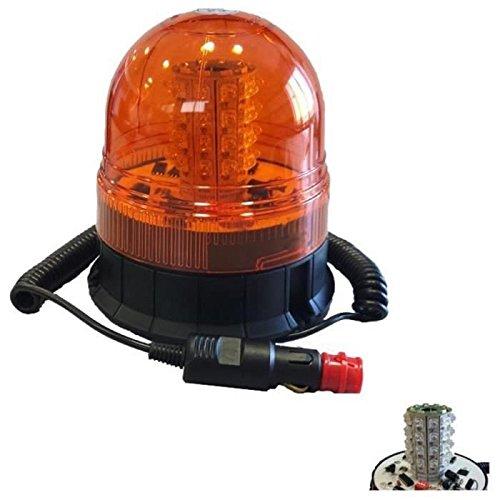 JBM 52375magnético, función de luz 6LED, Naranja, 12–24V