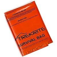 Trekrite High Visibility Emergency Survival Bivi Bag - Orange