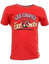 Lee Cooper Camiseta Mangas cortas Niños Quality