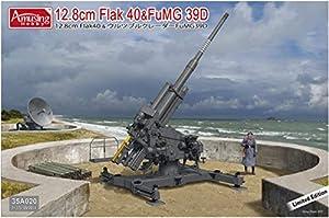 Amusing Hobby ah35a020inyectado Montar para la Flak 40, unbemalt Gris