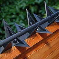 Stegastrip® Fence Wall Spikes Garden Security, Intruder deterrent Anti-Climb (Packs in meters)