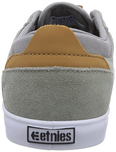 Etnies Hitch, Baskets mode homme Gris - Grau (GREY/020)