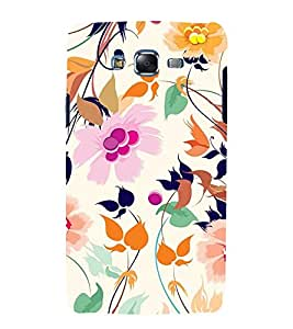 Vizagbeats Flowers and Leaves Back Case Cover for Samsung Galaxy GRAND2 GRAND200F