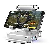 GameSir X1 BattleDock para Juegos de FPS, Convertidor de Ratón y Teclado para Android, iPhone, iPad (No apoya el Juego PUBG ni Fortnite en iOS)
