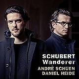 Schubert: Wanderer (Lieder) - Andre Schuen;Daniel Heide