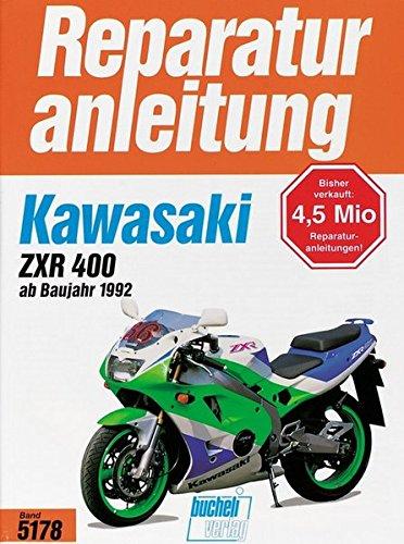 Kawasaki ZXR 400 (Reparaturanleitungen) (Kawasaki Starter)