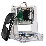 Incisione Laser Macchina Logo DIY di taglio di 500mW USB della macchina stampante Masterizzatore con velocità marchio rapido