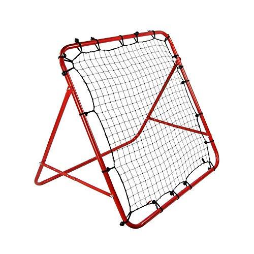 MASODHDFX Fußball-Baseball-Übungsnetz-Golf-Hockey-Rückstoß-Tür