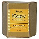Neev Orange Soap For Radiant and Lustrou...