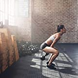 Kettlebell / Kugelhantel 2 - 24 kg / Handgewicht 100% Stahlguss / Rundgewicht / Schwungkugel / High Performance Studio-Qualität aus einem Guss gefertigt / rutschfeste Oberfläche für maximalen Grip in der Hand - eingeprägte Gewichtsklasse 2kg 4kg 6kg 8kg 10kg 12kg 16kg 20kg 24kg - ideal einsetzbar für Krafttraining, CrossFit & Functional-Training / 8kg -