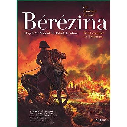 Bérézina, Intégrale : Coffret en 3 volumes