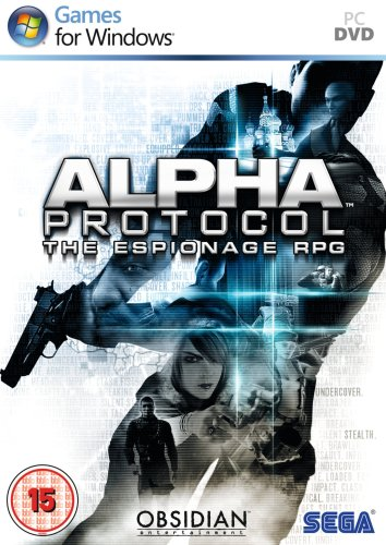 SEGA Alpha Protocol - Juego (PC, Acción / RPG, M (Maduro), 12000 MB, 1024 MB, 2.4+ GHZ Intel or 2.0+ GHZ AMD)