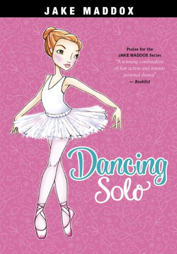 Dancing Solo (Jake Maddox Girl Sports Stories) por Jake Maddox