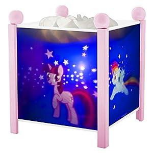 Trousselier 4317pgb 12V Magic Lantern My Little Pony Noche Lámpara