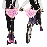 Borse di Scooter da Scooterearz - Borse di cuore per la bicicletta o lo scooter