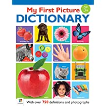 My First Picture Dictionary (English Edition)