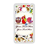 Generic For Nokia Lumia 630 Original With Owl Abs Shells For Child