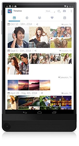 Dell VENUE 8 7840-5026 20,3 cm (8 Zoll) Tablet-PC (Intel Atom Z3580, 2,3GHz, 2GB RAM, 16GB HDD, Android) schwarz