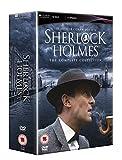 Sherlock Holmes - All episodes (15 DVDs)...