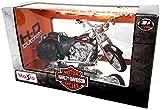 Maisto - Modellino Moto 1/18 Harley Davidson Fxdx Dna Super Glide Sport