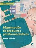Dispensación de productos parafarmacéuticos (Sanidad)