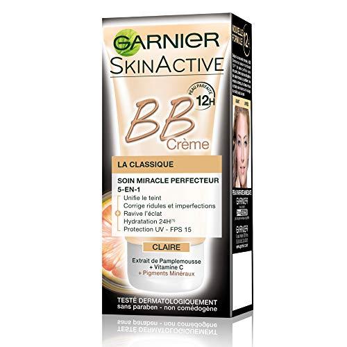 Garnier SkinActive BB Crème La Classique Claire Soin Miracle Perfecteur 5-en-1
