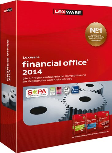 Lexware Financial Office 2014 (Version 18.00)