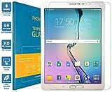 PREMYO Verre Trempé Film Protection Écran Compatible avec Samsung Galaxy Tab S2 8.0 LTE Dureté 9H Bords 2,5D Anti-Rayures sans Bulles Résistant