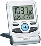 CITIZEN Alarm clock Pal digit Guide Radio-Controlled Wrist Watch 8RZ109-019 (Japan Import)