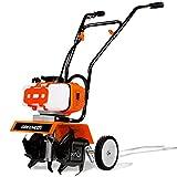 Greencut GTC9063 Motozappa compatta, a benzina, colore: arancione, 65 cc