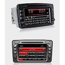 Dynavin DVN-MC2000Multi Media Navigation N6piattaforma per Mercedes Classe CLK W209, Mercedes Vito W639, Mercedes Classe C W203include Software di navigazione iGo Primo
