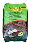 """Lucky Reptile DBO-20 Desert Bedding """"Outback rot"""" 20 Liter"""