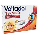 Voltadol Termico - Cerotto autoriscaldante, Senza medicinali, 2 cerotti