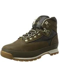 Timberland Euro Hiker 95310 - Zapatillas de senderismo de cuero para mujer