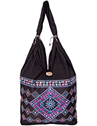 Womaniya Women's Handbag(Blue,Woman-1006)