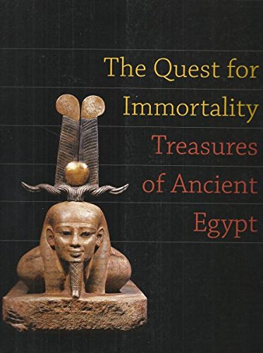Descargar Libro The Quest for Immortality: Treasures of Ancient Egypt de National Gallery of Art (U. S.)