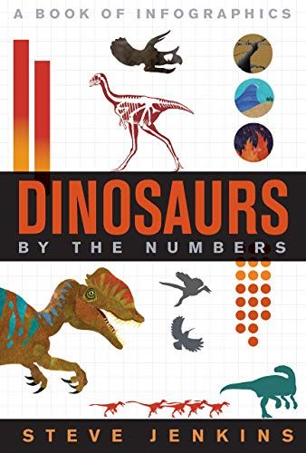 Dinosaurs: By The Numbers (English Edition)