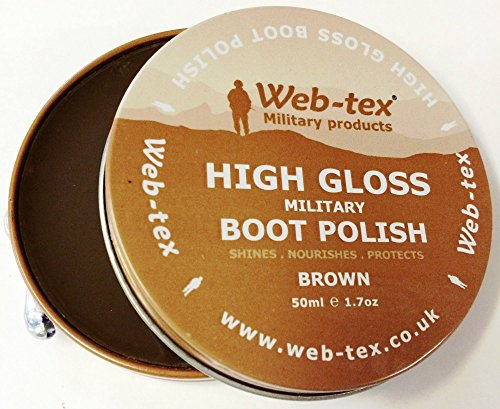 web-tex-military-high-gloss-mtp-brown-parade-boot-shoe-polish-army-cadet-raf