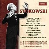 Stokowski Conducts Tchaïkovski