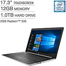 "HP 17.3"" Touchscreen WLED-Backlit HD+ SVA (1600 X 900) Display Laptop - Intel Core I5-8250U Processor 1.6 GHz - 2GB AMD Radeon 530 Graphics - 12GB DDR4 SDRAM - 1TB SATA Hard Drive - Windows 10 Home"