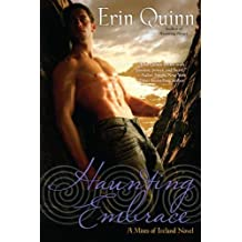 Haunting Embrace (A Mists of Ireland Novel) by Erin Quinn (2011-10-04)