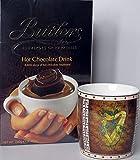 Irische Trinkschokolade und Keltischer Becher Harfe