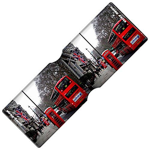 Stray Decor - Funda abono transporte multicolor London