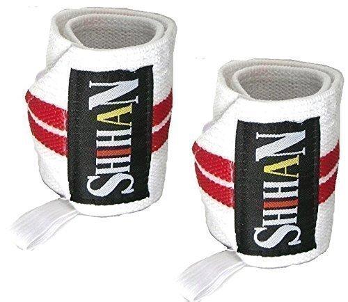 Supporti Per Polso/PESO Fascia FLEX-TRATTO Original SHIHAN Brand Allungabile/Sollevamento Pesi