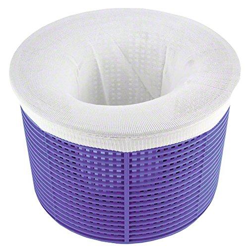 Vitasemcepli 10Calcetines Skimmer Piscina Cesta para filtrare Pelo Hojitas Moscas