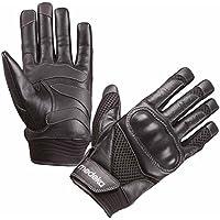 Modeka AIRING Handschuh Herren Leder/Textil - schwarz Größe 8