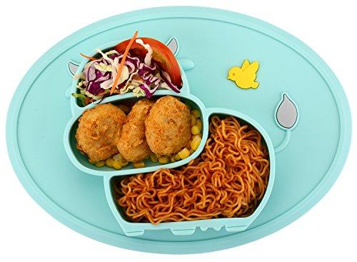 Qshare - Mini plato para bebés de