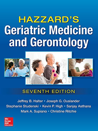Hazzard's Geriatric Medicine and Gerontology, 7E